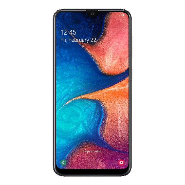 Samsung Galaxy A20e-A202F, Dual SIM, White-CZ distribuce