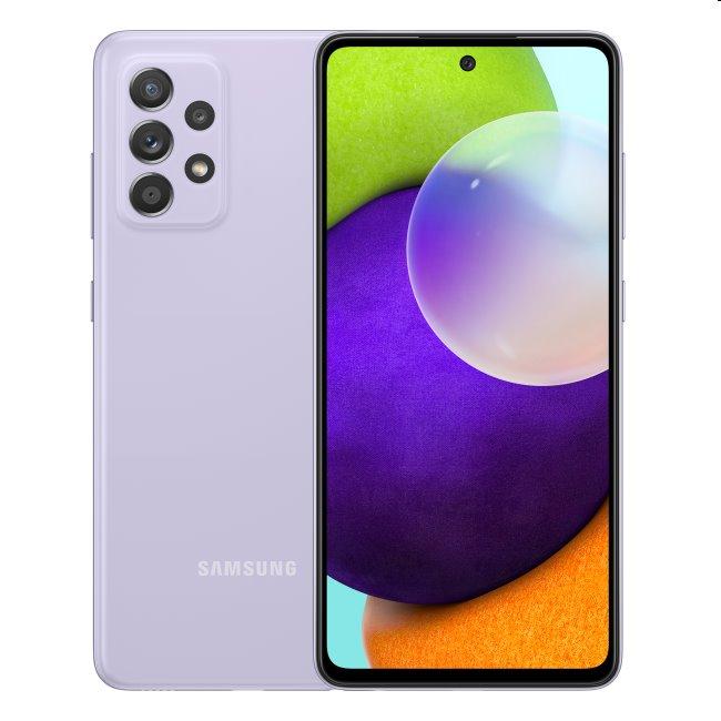 Samsung Galaxy A52 - A525F, 6/128GB, levander