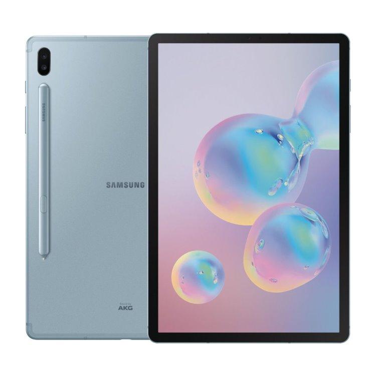 Samsung Galaxy Tab S6 10.5 Wi-Fi-T860N, 6/128GB, Cloud Blue