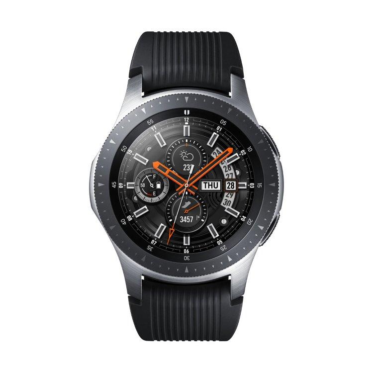 Samsung Galaxy Watch SM-R800, 46mm, silver - použitý tovar, trieda A+