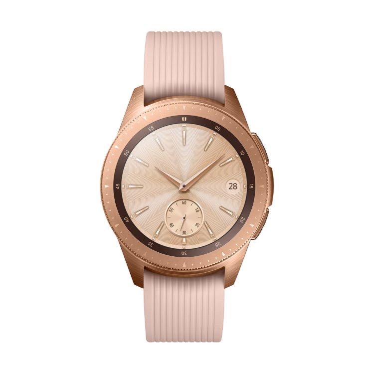 Samsung Galaxy Watch SM-R810, 42mm, Rose Gold-CS distribuce