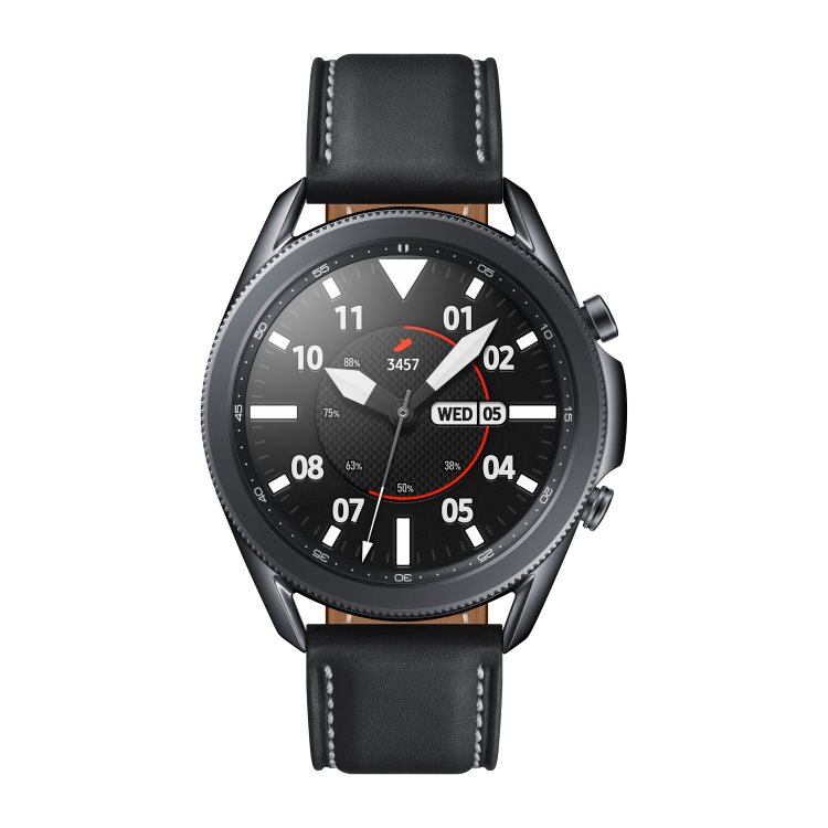 Samsung Galaxy Watch3 SM-R840, 45mm, Black-CZ distribuce