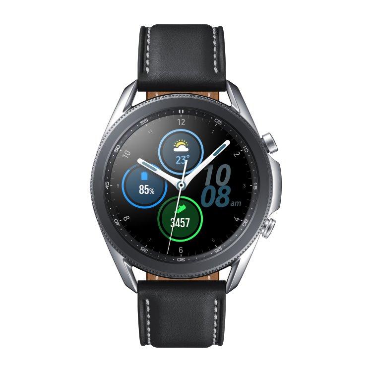 Samsung Galaxy Watch3 SM-R840, 45mm, Silver-CZ distribuce