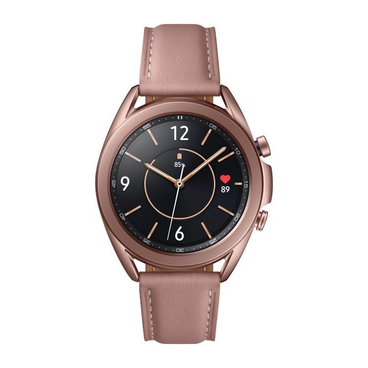 Samsung Galaxy Watch3 SM-R850, 41mm, Bronze-CZ distribuce
