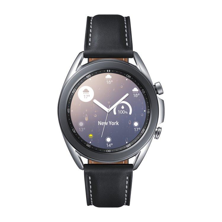 Samsung Galaxy Watch3 SM-R850, 41mm, Silver-CZ distribuce