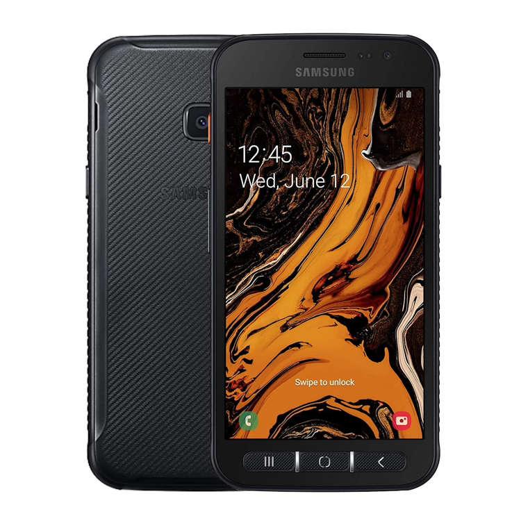 Samsung Galaxy Xcover 4s-G398F, Black-CZ distribuce