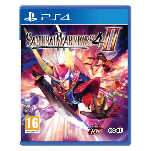 Samurai Warriors 4 II PS4