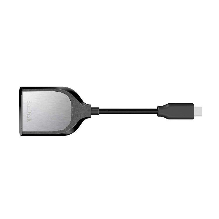 Sandisk Extreme Pro externí čtečka paměťových karet s USB-C