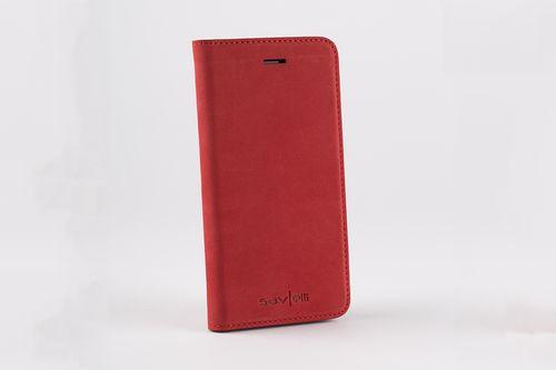 Savelli Cardo for Samsung Galaxy S7 Edge, red