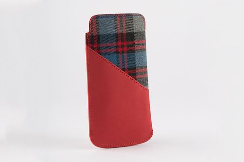 Savelli Enza for Samsung Galaxy S6, S6 Edge, red