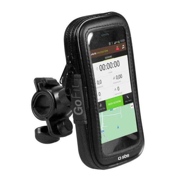 """SBS držák na kolo (na řídítka) pro smartphony s displejem do 5,5"""""""