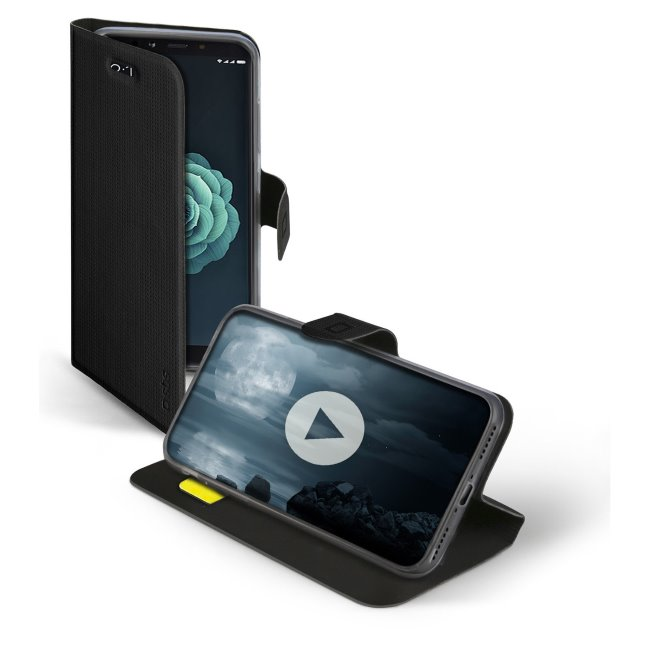 SBS Book Sense Case for Xiaomi Mi A2, black