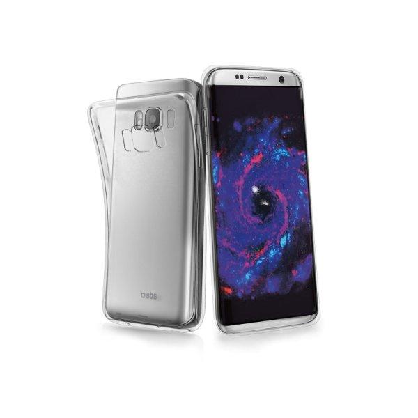 Pouzdro SBS Skinny pro Samsung Galaxy S8-G950F, transparentní