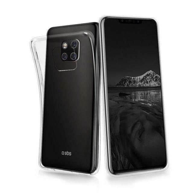 Pouzdro SBS Skinny pro Huawei Mate 20 Pro, transparentní