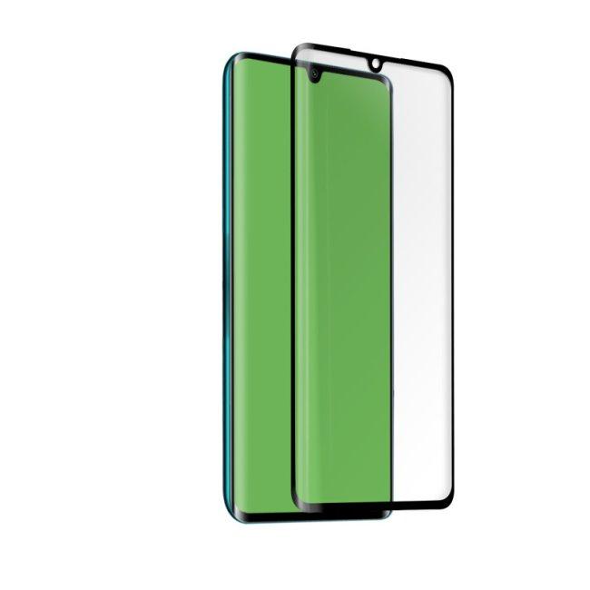 SBS tvrzené sklo 4D Full Glass pro Xiaomi Mi Note 10/Mi Note 10 Pro, black