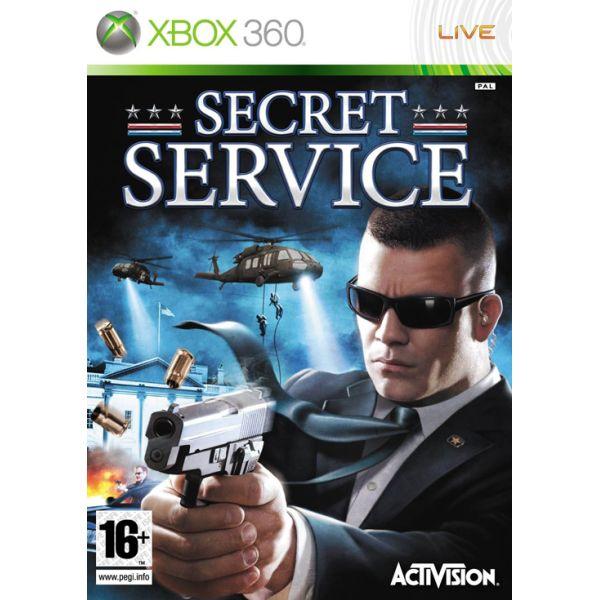 Secret Service: Ultimate Sacrifice XBOX 360
