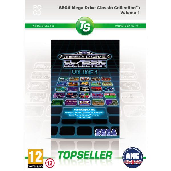 Sonic Mega Drive Classic Collection: Volume 1 PC