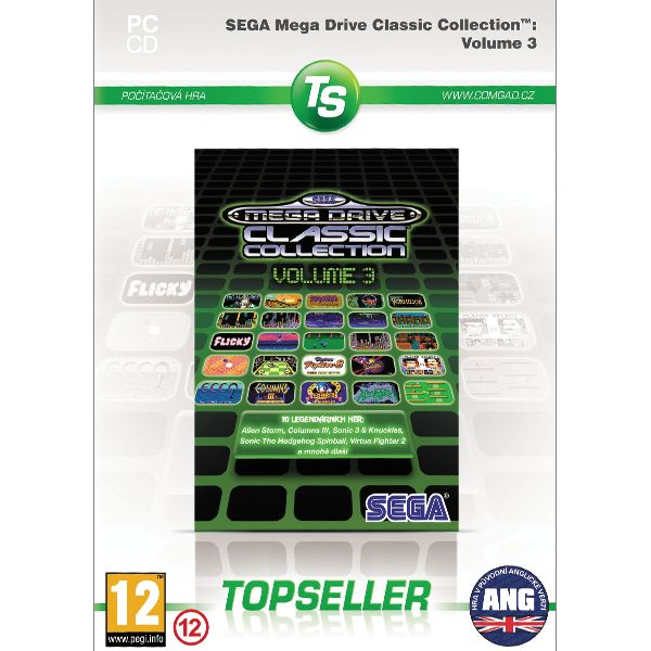 Sega Mega Drive Classic Collection: Volume 3 PC
