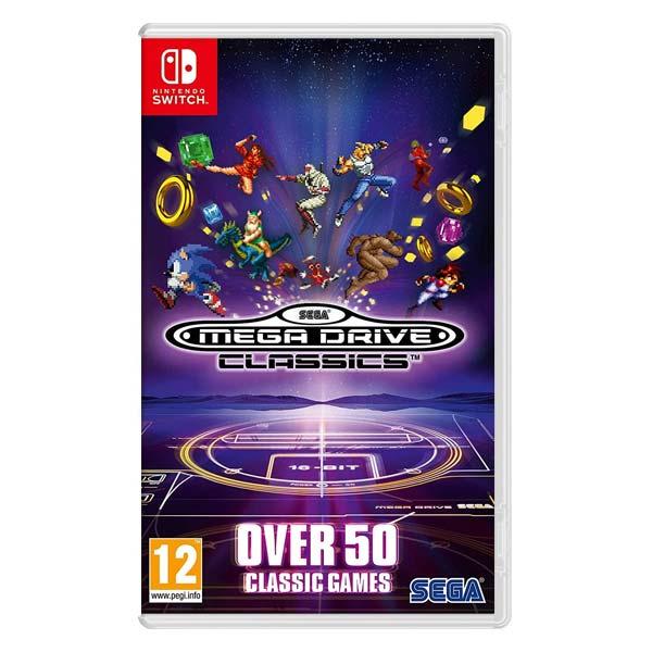Mega Drive Classi