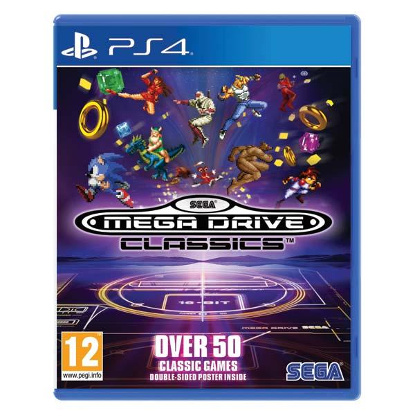 Mega Drive Classi PS4