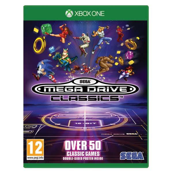 Mega Drive Classi XBOX ONE
