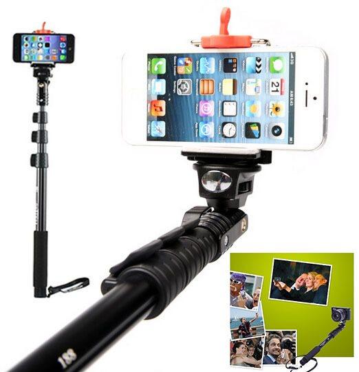 Self Maker BestMaker - Bluetooth teleskopická selfie tyč se samostatným ovládáním pro Váš smartphone