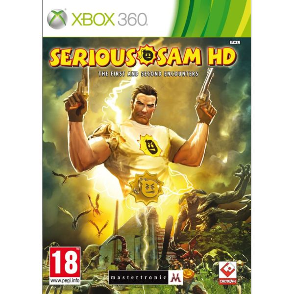 Serious Sam HD: The First and Second Encounters XBOX 360