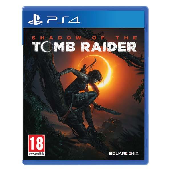 Shadow of the Tomb Raider[PS4]-BAZAR (použité zboží)