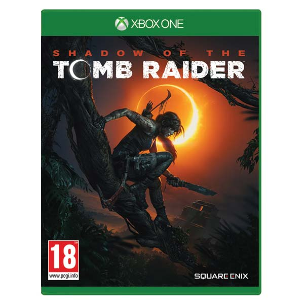 Shadow of the Tomb Raider[XBOX ONE]-BAZAR (použité zboží)