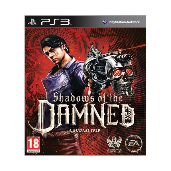 Shadows of the Damned [PS3] - BAZAR (pou�it� zbo��)