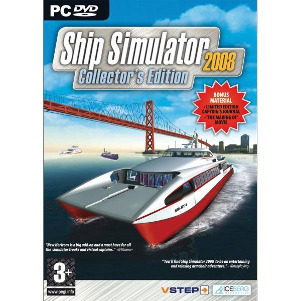 Ship Simulator 2008 (Collector 'Edition) PC