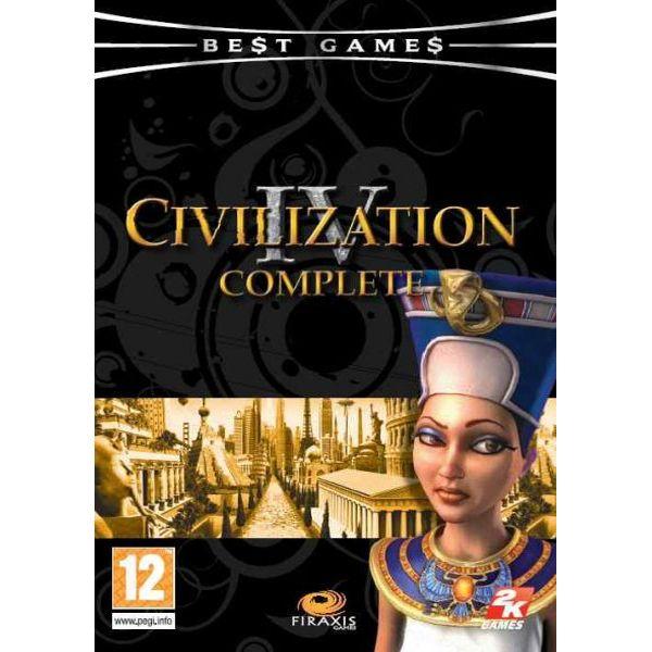 Civilization IV COMPLETE PC