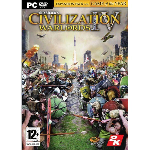 Civilization IV: Warlords PC