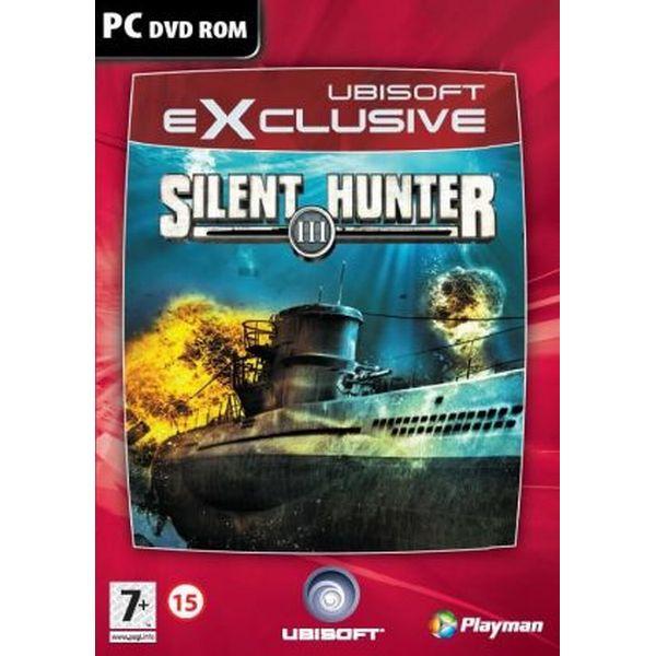 Silent Hunter 3 cz PC
