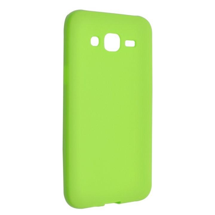 Silikonové pouzdro Fixed TPU pro Samsung Galaxy J5-J500, Green