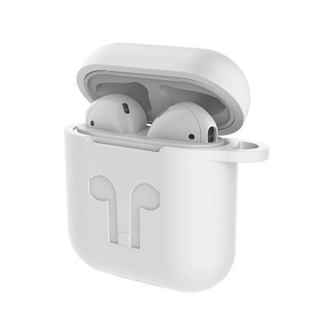 Silikonový obal a šňůrka na sluchátka pro Apple AirPods MMEF2ZM/A