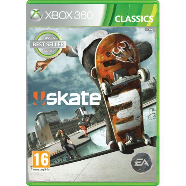 Skate 3[XBOX 360]-BAZAR (použité zboží)