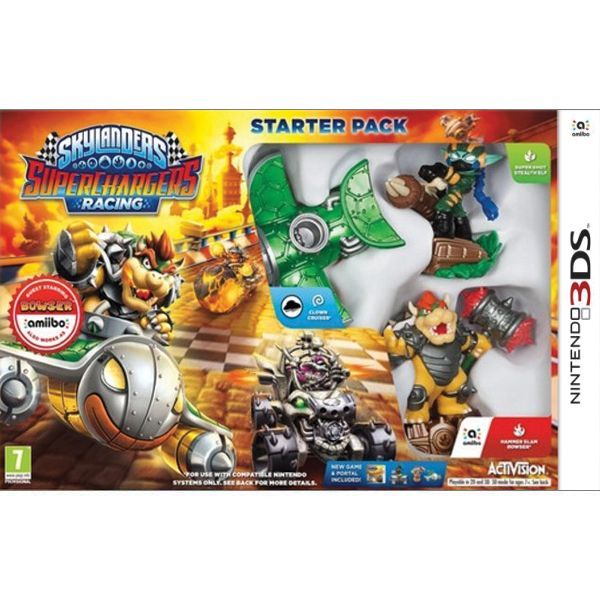 Skylanders SuperChargers: Racing (Starter Pack) 3DS