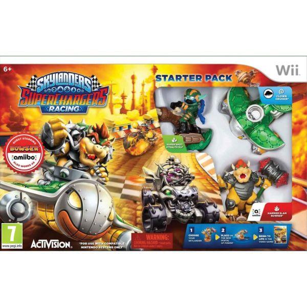 Skylanders SuperChargers: Racing (Starter Pack) Wii