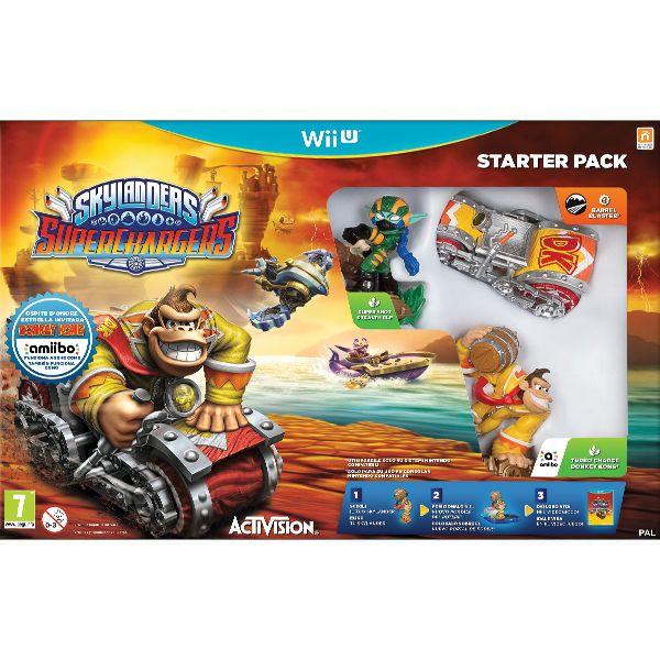 Skylanders SuperChargers (Starter Pack) Wii U