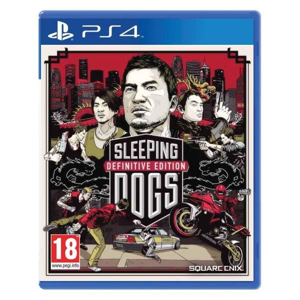 Sleeping Dogs (Definitive Edition)