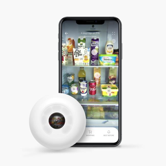 Smarter FridgeCam-inteligentní kamera do chladničky