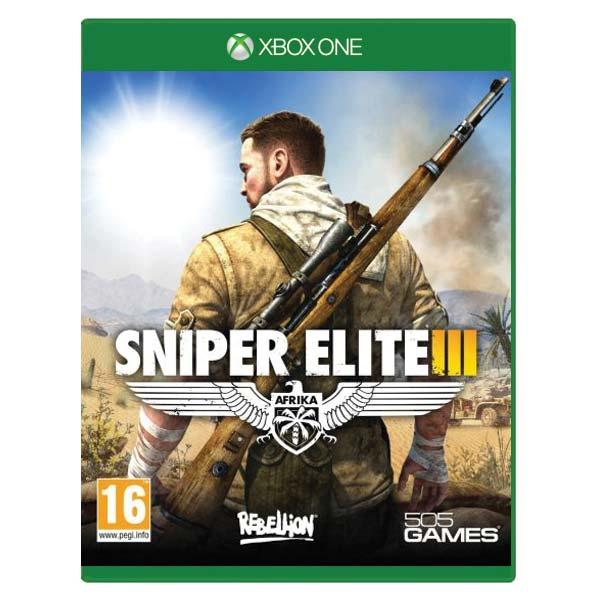 Sniper Elite 3[XBOX ONE]-BAZAR (použité zboží)