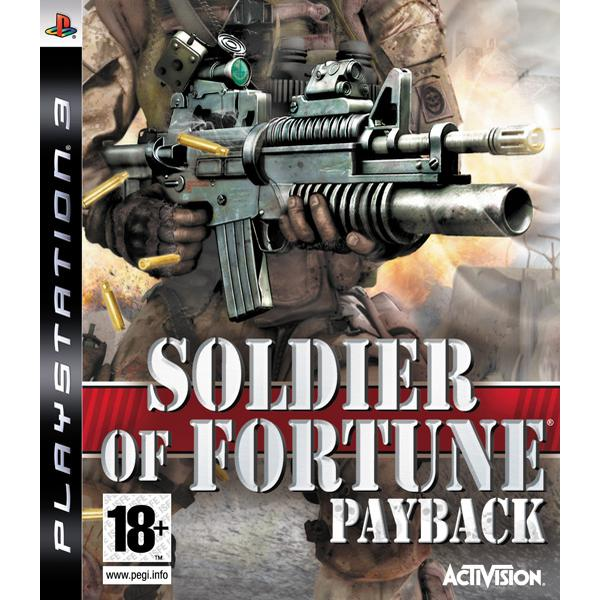 Soldier of Fortune 3: PayBack PS3