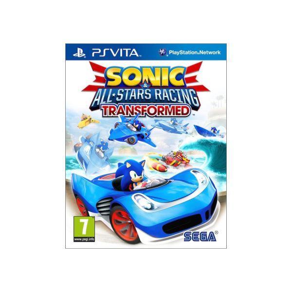 Sonic & All-Stars Racing: Transformed PS Vita