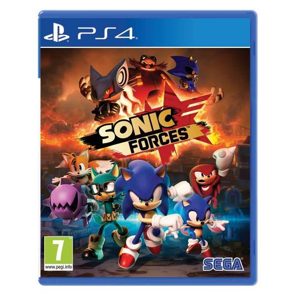 Sonické síly
