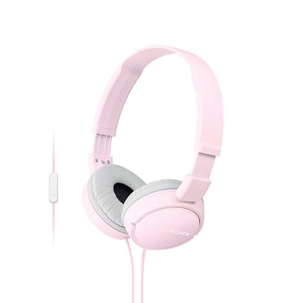 Sony MDR-ZX110AP s handsfree, pink