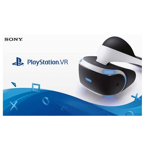 Sony PlayStation VR-BAZAR (použité zboží, smluvní záruka 12 měsíců)
