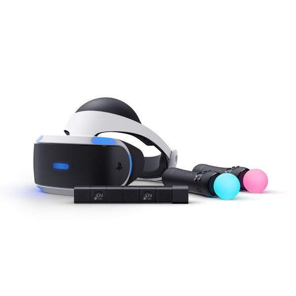 Sony PlayStation VR + Playstation Move Twin Pack + PlayStation Camera + PlayStation VR Worlds
