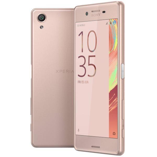 Sony Xperia X-F5121, 32GB, Pink - CZ distribuce